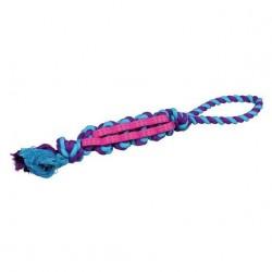 Twisted Stick : corde avec caoutchouc naturel