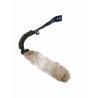 Jouet Oveja avec fourrure, élastique et bruit
