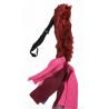 Jouet Oveja avec elastique fourrure et lannieres polaires