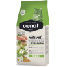Ownat Classic hairball croquettes pour chat