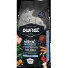 Ownat Ultra chat sterilised croquettes pour chat