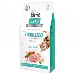 Brit Care croquettes pour chat stérilisé