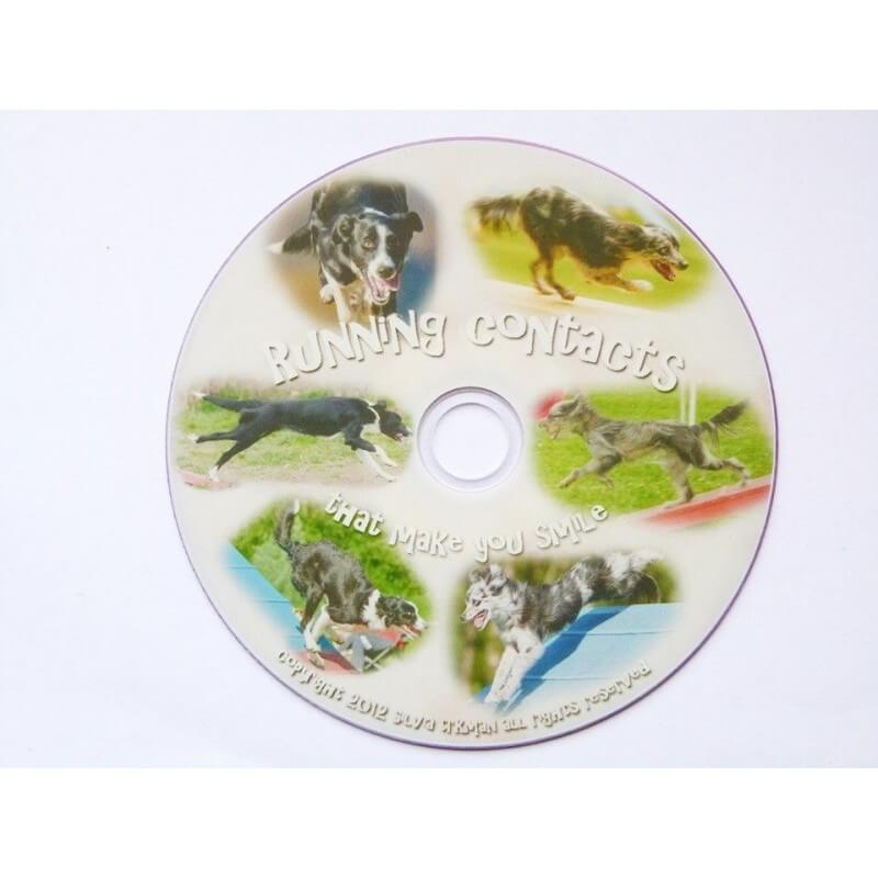 DVD : Running Contacts