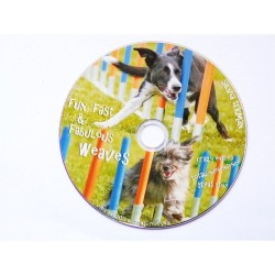 DVD : Fun, Fast & Fabulous Weaves