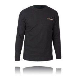 T-Shirt Manches Longues Coton Homme