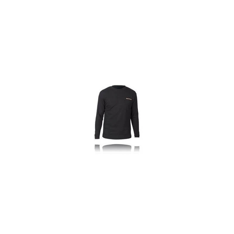 BACK-ON-TRACK : T-Shirt Manches Longues Coton Homme