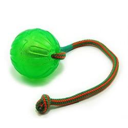 Balle Everlasting avec élastique pour chien