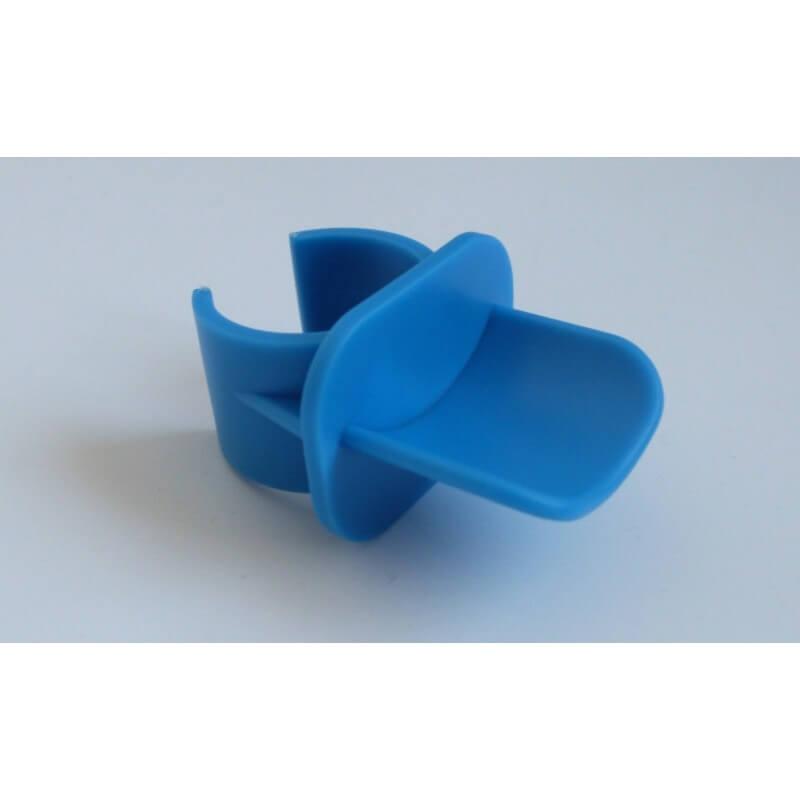 Taquets Haies PVC