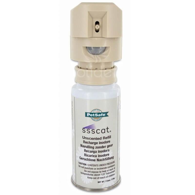SSSCAT : Recharge Spray répulsif chat et chien