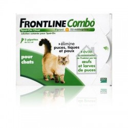 FRONTLINE COMBO - Chat - Pipettes