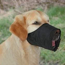 Muselière Nylon pour chiens