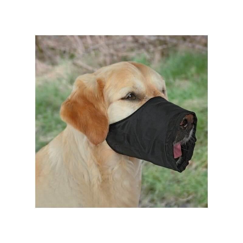 Muselière Nylon pour chien
