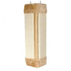 Griffoir d'angles, 23 × 49 cm, beige