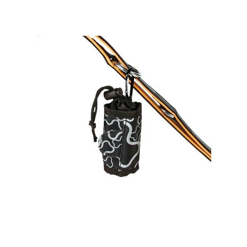 Distributeur de sacs avec cordon coulissant