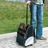 """Sac à roulettes """"Trolley"""" pour petits chiens et chats"""
