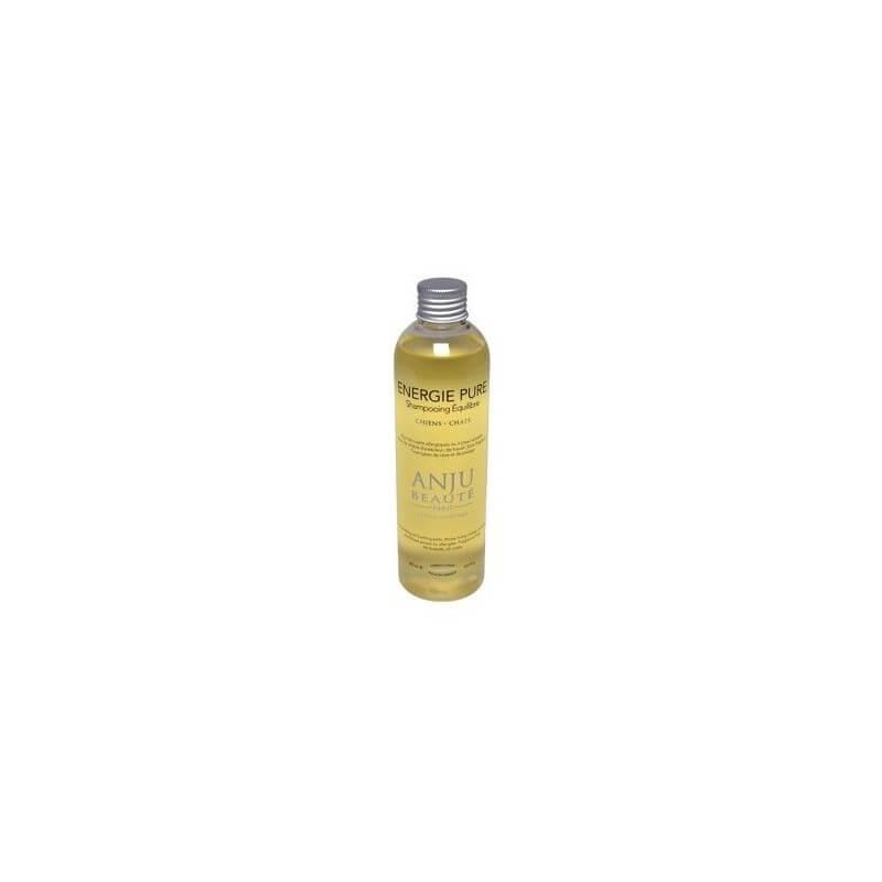 ANJU BEAUTE : shampooing energie pure – peau sensible