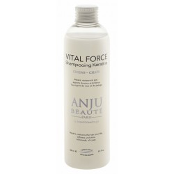 ANJU BEAUTE  : Vital Force - Shampoing Kératine - 250 ml