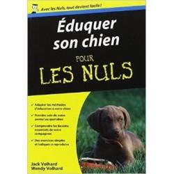 LIVRE : Eduquer son chien pour les nuls