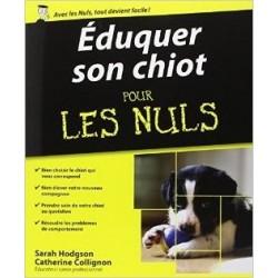 """LIVRE : Eduquer son chiot pour """"Les Nuls"""""""