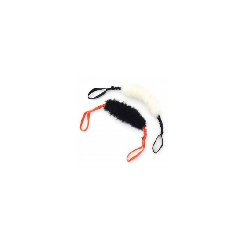 TUG E NUFF - Double Handled Sheepskin Bungee Tug