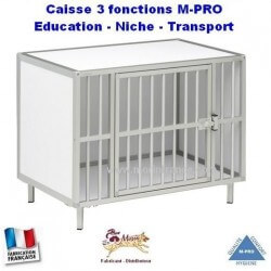 Caisse 3 fonctions M-PRO : Education / Transport / Niche
