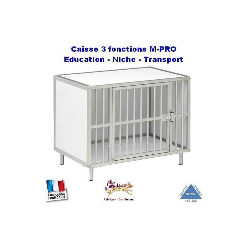 Caisse 3 fonctions M-PRO : Education / Transport / Niche