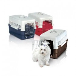 Cage de transport Carry 60 pour chien ou chat