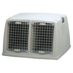 Cage de transport Argo - Double (2 chiens)
