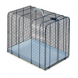 Caisse de transport métal Gato (chat ou petit chien)