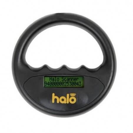 Lecteur de puce électronique transpondeur Halo