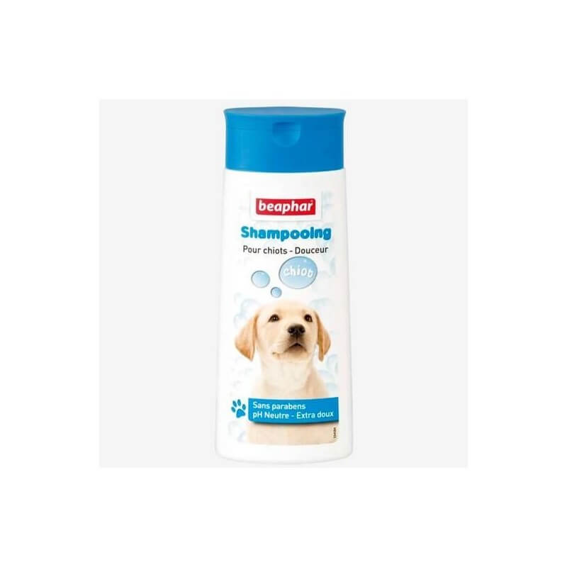 Shampooing extra doux pour chiot