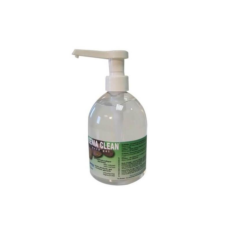 Gel hydroalcoolique glycériné pour les mains