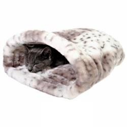 Sac de couchage ''Leika'' pour chat 25x27x45cm