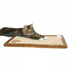 Tapis de grattage pour chat