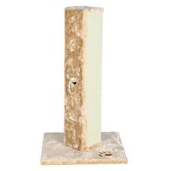 Poteau griffoir - Base 45 cm/poteau 15 cm