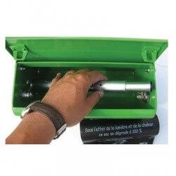 Distributeur rouleau 100% aluminium + 400 sacs offerts Animo-Concept - 2