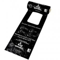 Distributeur rouleau 100% aluminium + 400 sacs offerts Animo-Concept - 4