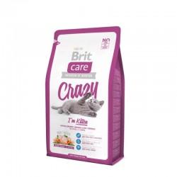 BRIT CARE : Crazy I'M Kitten - Alimentation pour chaton