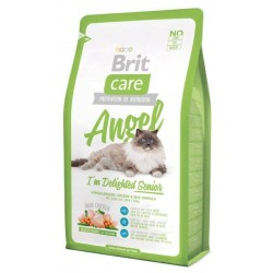 BRIT CARE : Angel I'M Delighted Senior - Alimentation pour chat Senior
