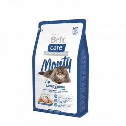 BRIT CARE : Monty I'M Living Indoor - Alimentation pour chat d'intérieur