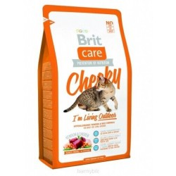 BRIT CARE : Cheeky I'M Living Outdoor - Alimentation pour chat d'extérieur
