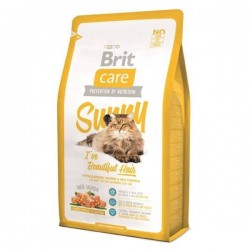 BRIT CARE : Sunny I'Ve Beautiful Hair - Alimentation pour le Pelage pour chat