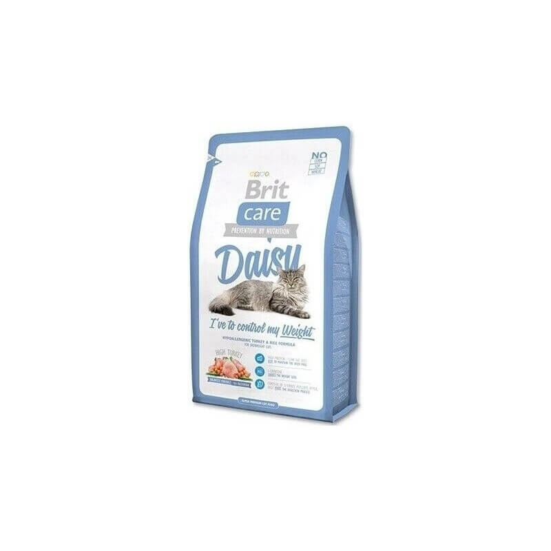 BRIT CARE : Daisy I'Ve to Control my Weight - Alimentation pour chat Gourmand