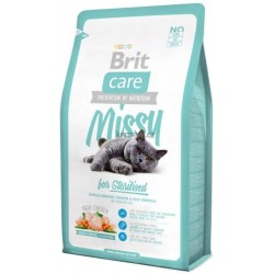 BRIT CARE : Missy for Sterilised - Alimentation pour chat Stérilisé