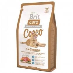 BRIT CARE : Cocco I'M Gourmand - Alimentation très appétente pour chats