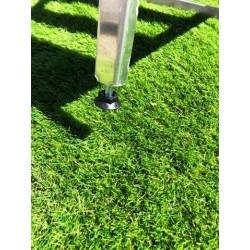 ELITE : Haie Aluminium à pieds réglables Animo Concept - 2