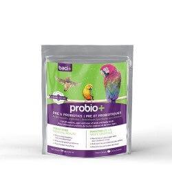 BACI + Prébiotiques et probiotiques pour oiseaux