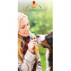 PILLSTASHIOS - Aide à la prise de médicaments pour chiens
