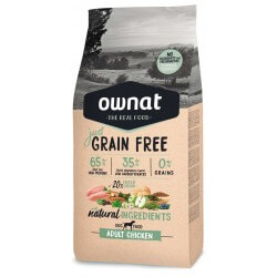 OWNAT GRAIN FREE JUST - adult chicken