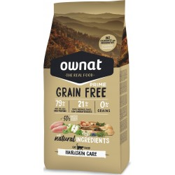 OWNAT GRAIN FREE PRIME CAT - hair and skin